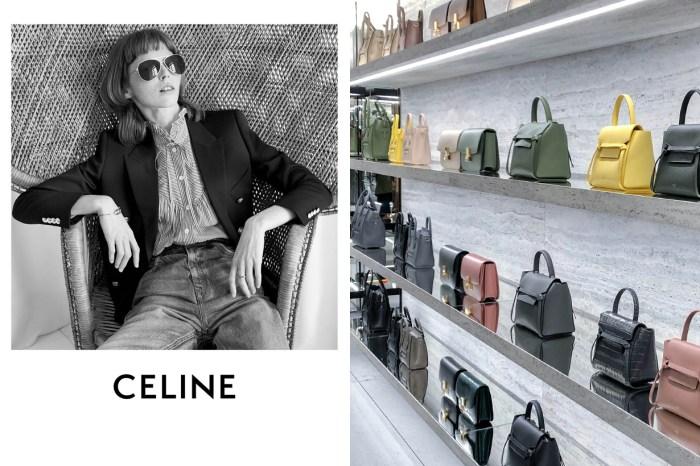移植巴黎店舖美學,全台首間由 Hedi 操刀的 CELINE 獨家概念店正式開幕!