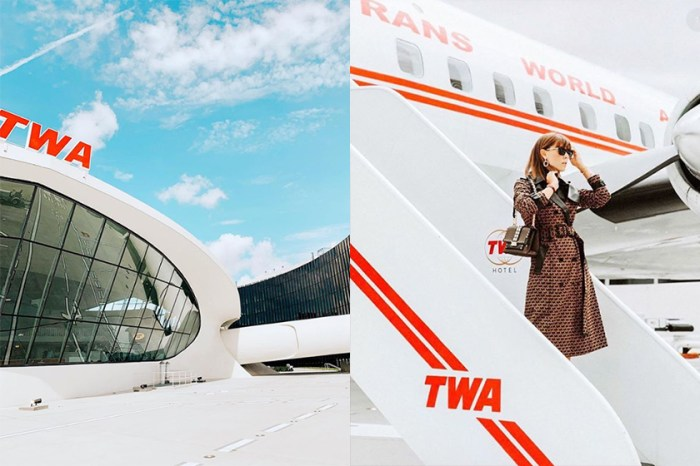 每天都能拍機場美照:這間酒店由廢棄機場翻新而成,更把飛機變成復古酒吧!