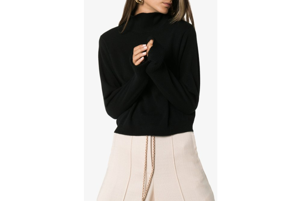 Vail Turtleneck Cashmere Jumper