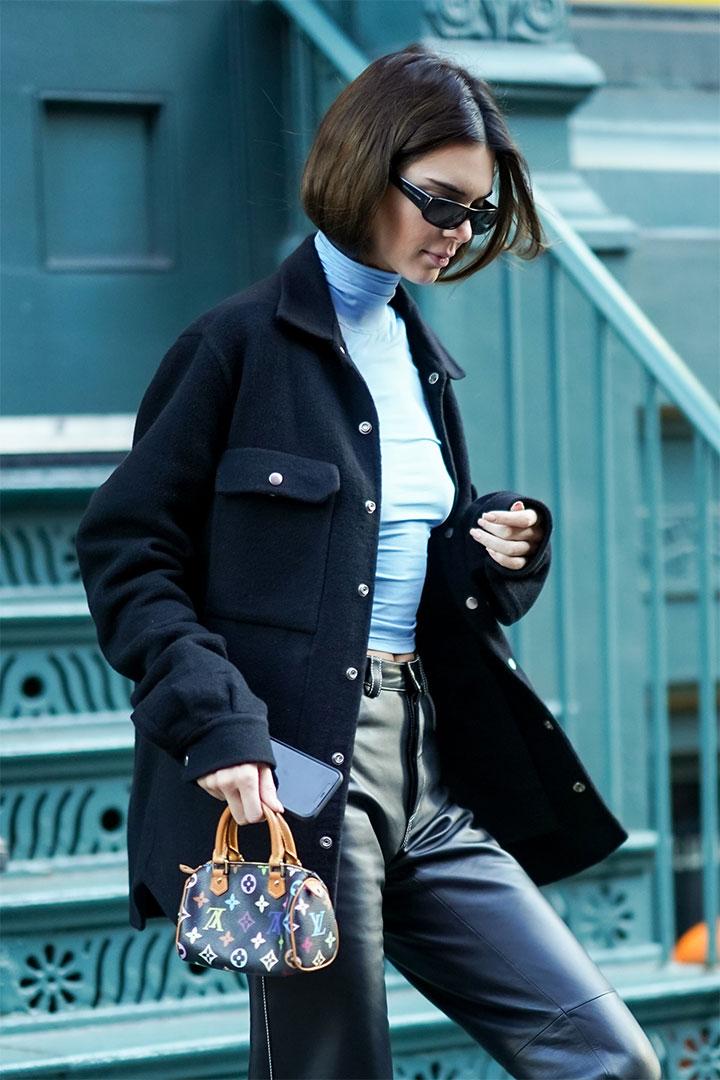 Kendall Jenner's Vintage Louis Vuitton Bag