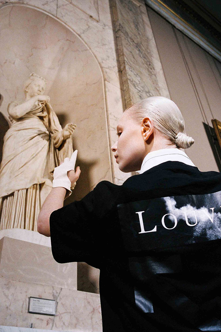 Virgil Abloh and the Louvre collaborate on special exhibition