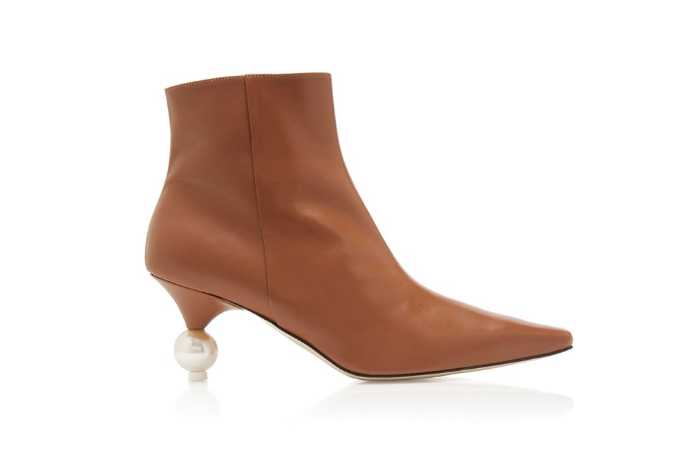 Yuul Yie Exclusive Martina Leather Ankle Boots