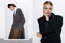 Zara 冬季必買:這 3 款好看又保暖的大衣,會一直流行至 2020 年!