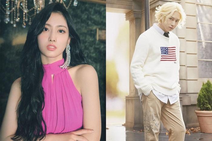2020 年第一對韓國明星情侶:金希澈與 Twice 成員 Momo 公開戀愛關係!