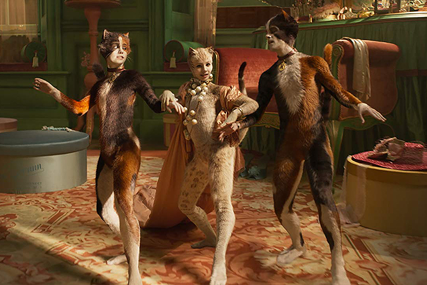 Cats Live Action Movie box office Loss 70 million