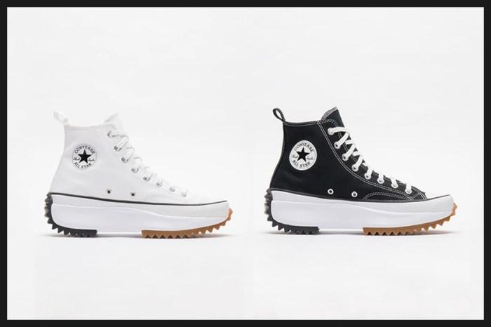 買不到 JW Anderson 聯名款的你注意:Converse 推出極相似的「平價版本」鞋款!