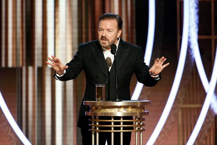 金球獎最勁爆一幕:Ricky Gervais 開場致詞毒舌吐槽整個好萊塢,震驚台下巨星!