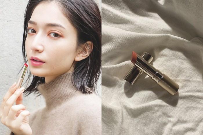 代購第一名人氣:這款超平價的「花嫁唇膏」是日本女生透明水潤唇的秘密!