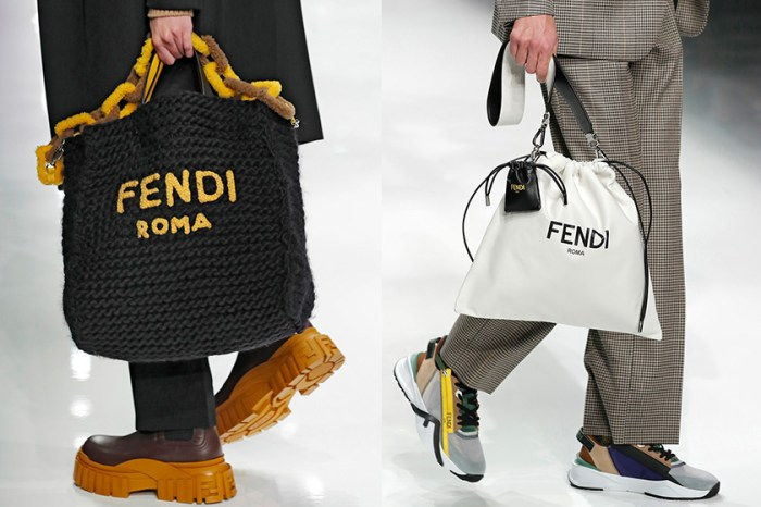 預定下一季 It Bag:Fendi 把人氣手袋換成了編織版本,超大購物手袋引起討論!