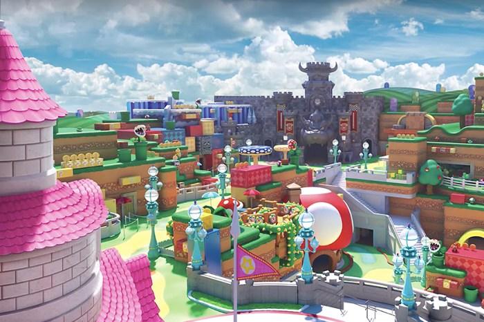 戴上手環就宛如身在瑪利歐遊戲中:日本環球影城正式公開 2020 任天堂世界新園區!