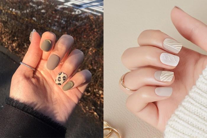 懶惰人的救星:跟學韓國女生愛用的指甲貼,讓你隨時無痛更換美甲造型!