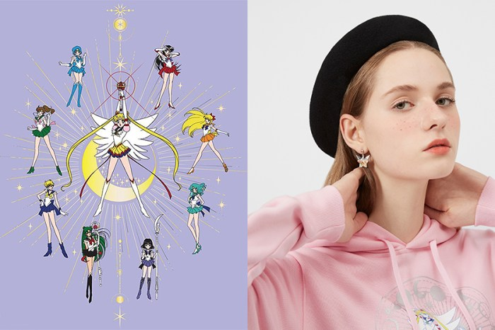 又要引起一波搶購:《美少女戰士》再次推出聯名系列,服飾與配件都太迷人!