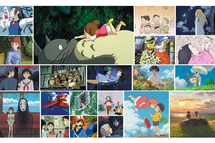 Netflix Studio Ghibli Film 2020 Release date