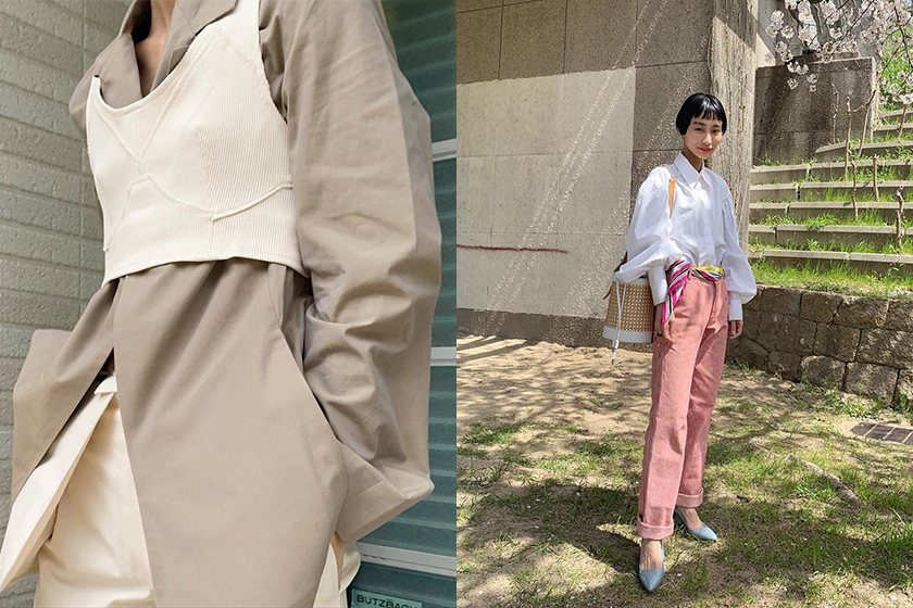 Japanese Girl Fashion Buyer Instagram Outfit Inspiration