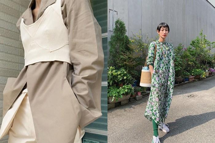 把顏色駕馭的恰到好處:從這位日本時尚買手 Instagram 偷學如何穿出高級質感吧!