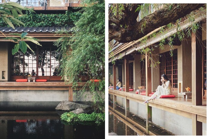 不用出國就能去到京都庭園:走進「又見一炊煙」享受彷彿身在日本的午後時光!