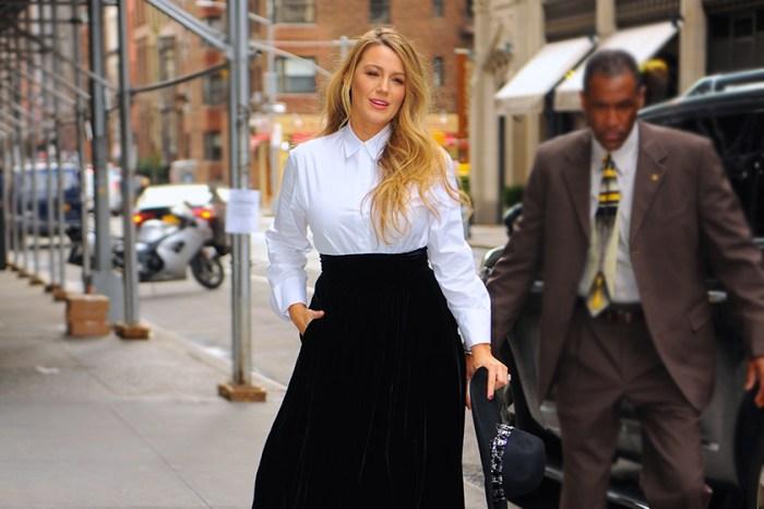 24 小時內以五個不同造型登場:產後的 Blake Lively 再次展現高衣Q女神魅力!