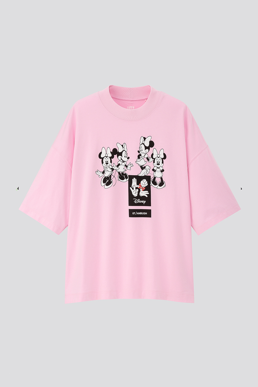 uniqlo disney ambush collabration 2020 price where when buy taiwan