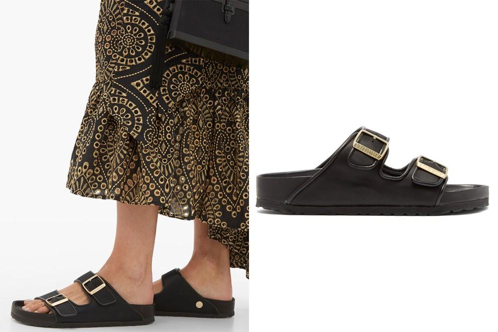 Arizona Fullex Satin Sandals