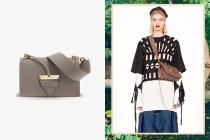 悄悄變身:Loewe 新一季 Barcelona 手袋推出迷你尺寸,還多了兩種背帶選擇!