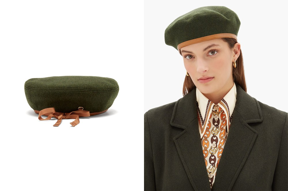 How To Wear a Beret Like a Fashion Girl