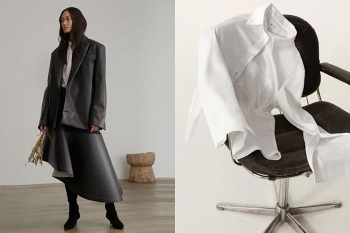 一絲不苟的簡潔美:IG 女生最近的衣櫥,掛滿了這個輕奢品牌的設計!