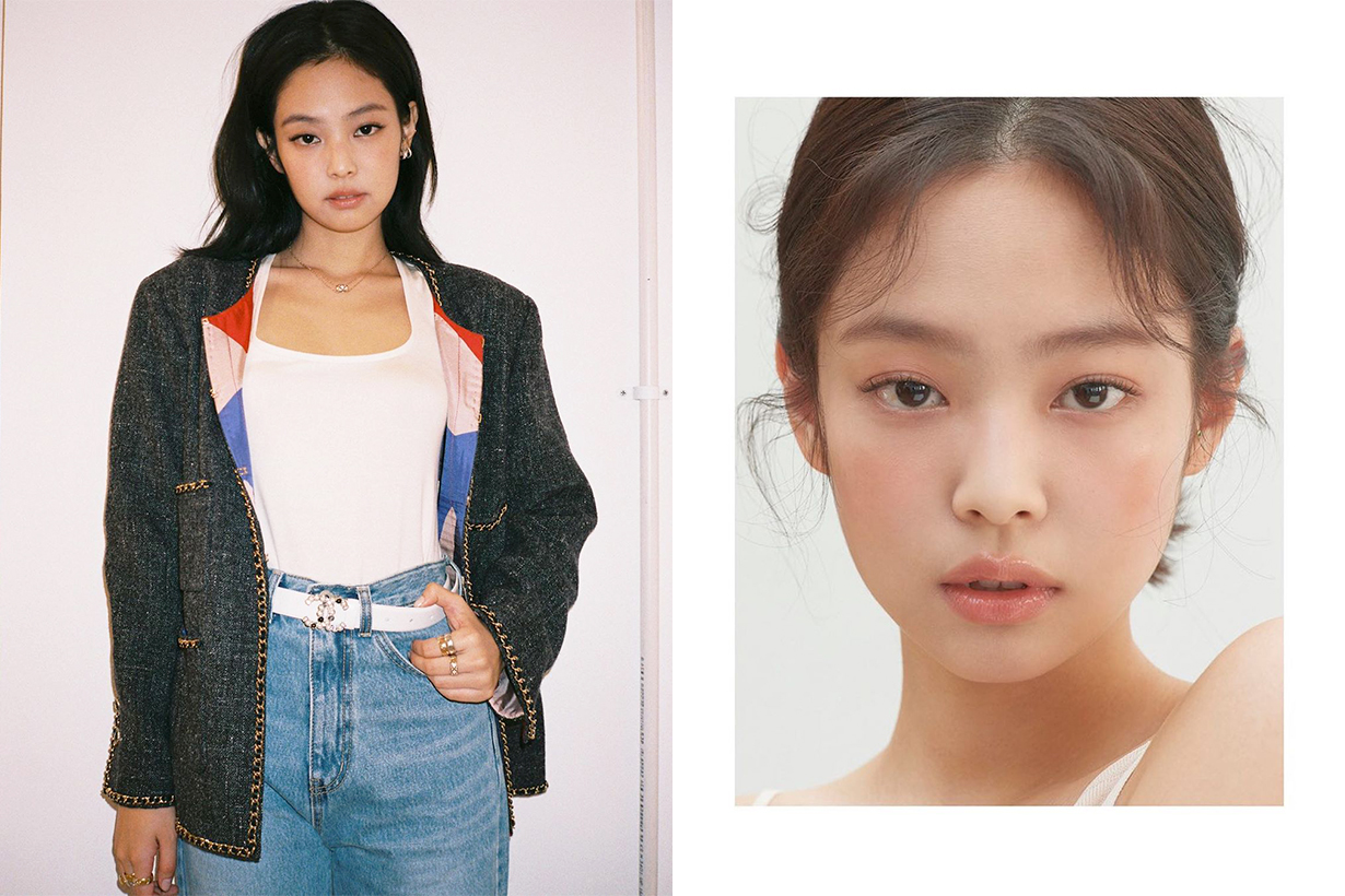 BLACKPINK Jennie Lisa Rose Jisoo Hera Beauty Korean Cosmetics Celebrities Makeup Spring Summer 2020 k pop korean idols celebrities singers girl band