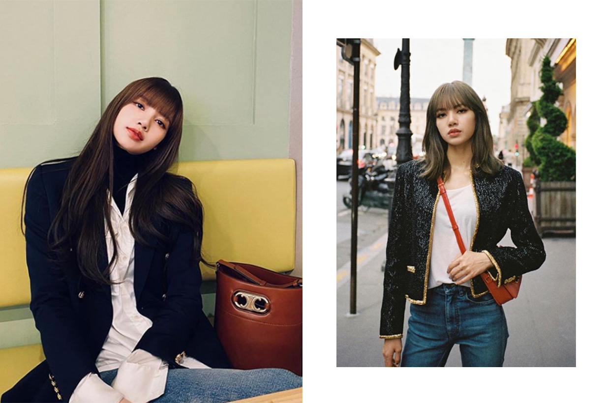 Blackpink's Lisa Has Mastered French Girl Style