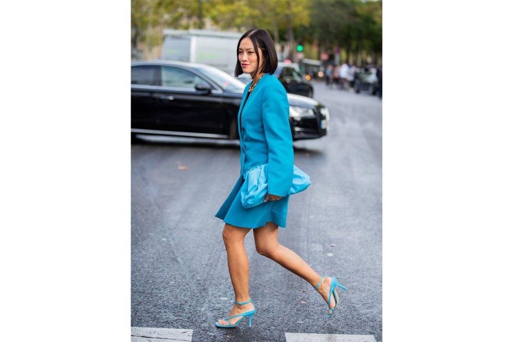 Bottega Veneta Sandals Street Style