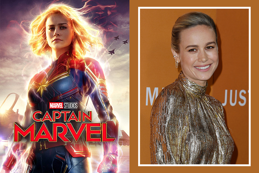 Brie Larson Out Of Captain Marvel Petition Monica Rambeau