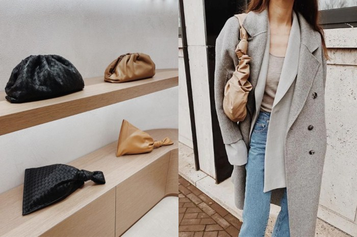 雲朵包的進化版!Bottega Veneta 以新手袋設計掀起 Croissant Bag 熱潮