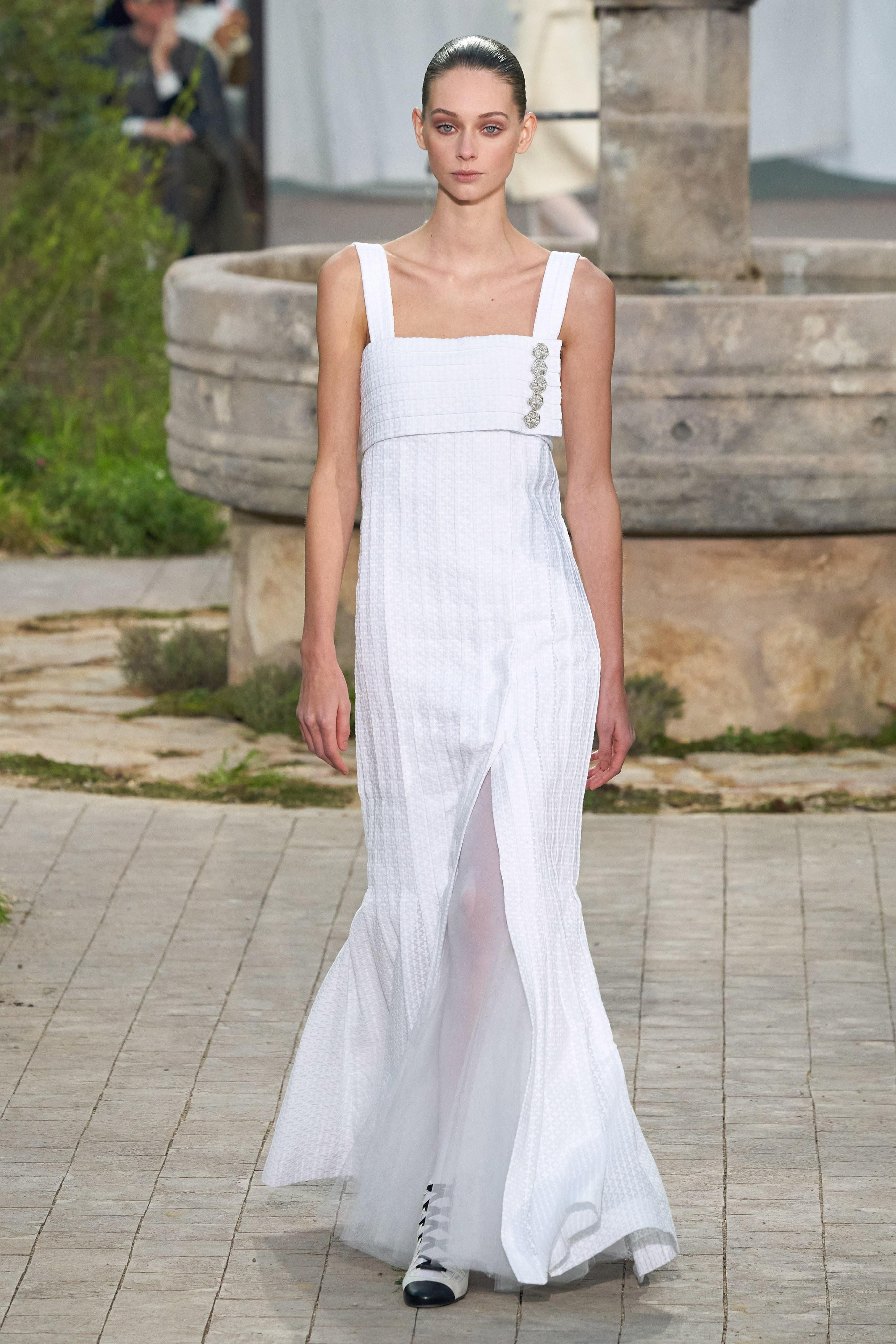 chanel haute couture 2020 ss Virginie Viard paris show