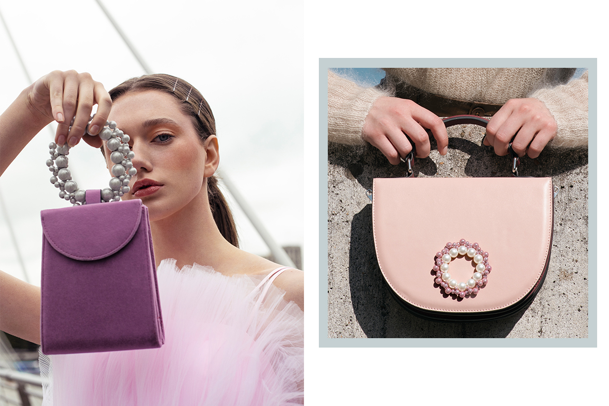 CAR|2IE CARRIEME Handbag Collection 2020SS