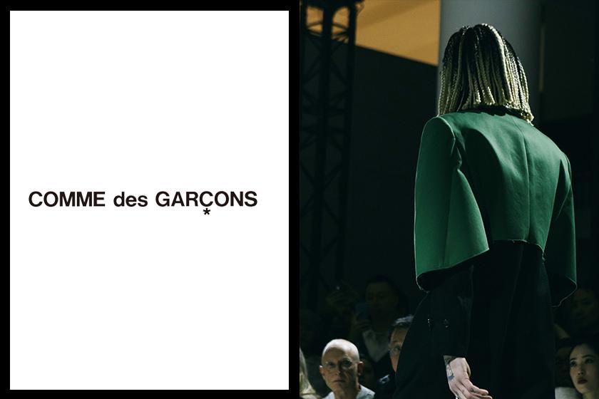 comme des garcons apologise wigs cultural appropriation Paris fashion week