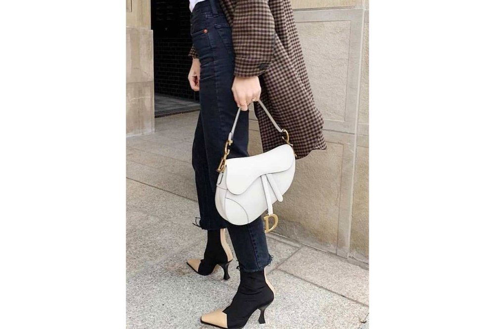 Celine Madame Boots Street Style