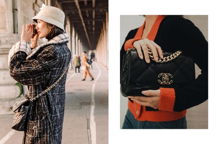 比得上 2.55 的經典地位,這個 Chanel 手袋是時尚女生當下的最愛!