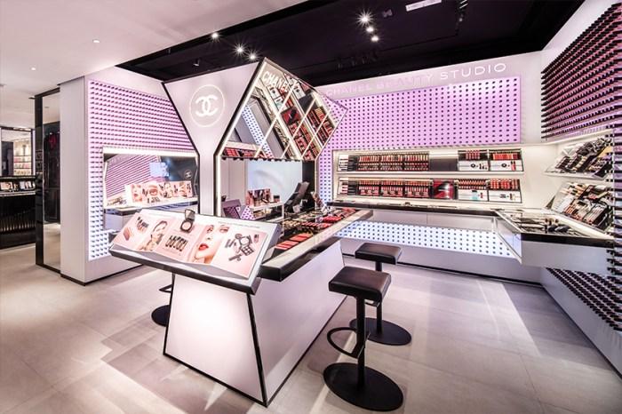 新的人氣美妝熱點登陸銅鑼灣,香港首間 Chanel Beauty Studio 正式開幕!