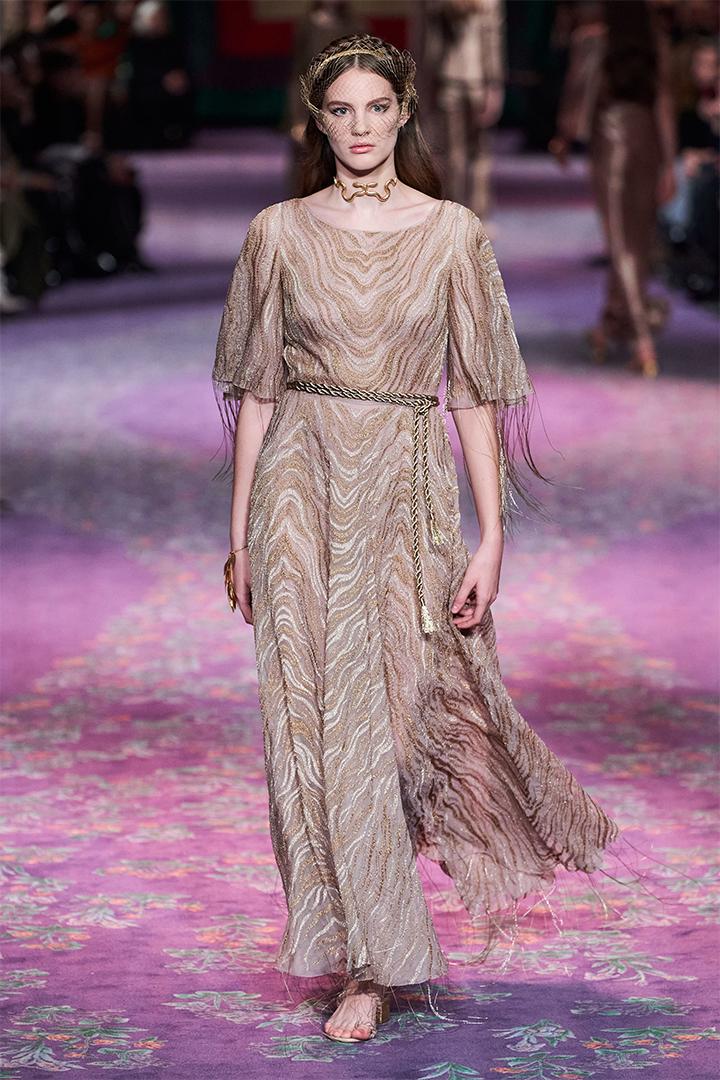 Dior SS20 Couture Fashion Show By Maria Grazia Chiuri