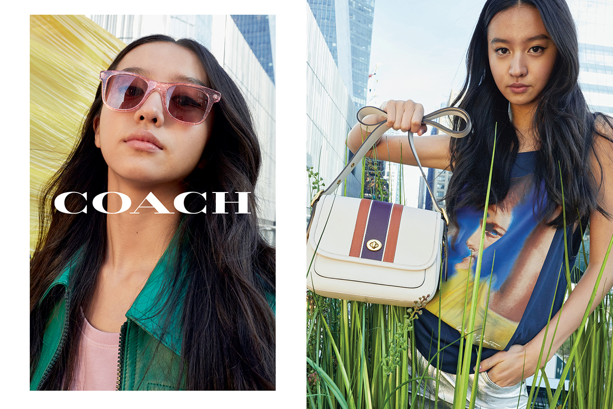 coach koki first spring image comercial japan family