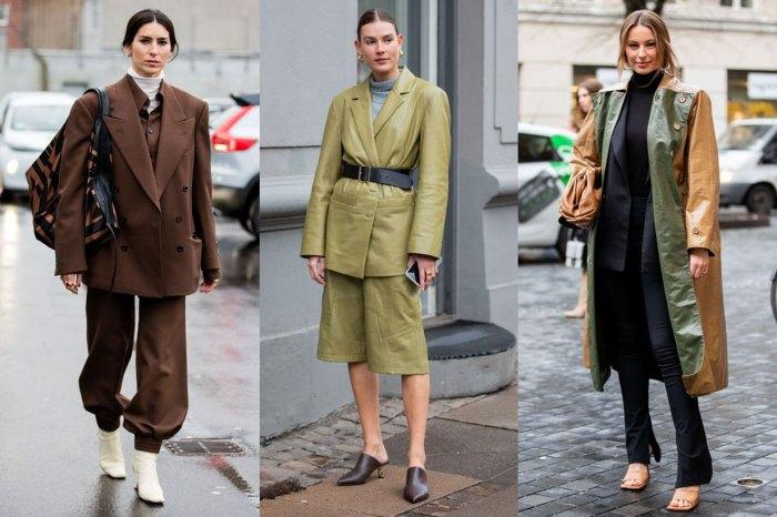 哥本哈根街頭女生一致證實,這個潮流將會繼續蔓延!