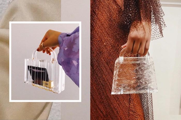 下一任 It Bag:當手袋變為冰雕藝術品,一系列優雅絕美的「水晶包」惹人心動!