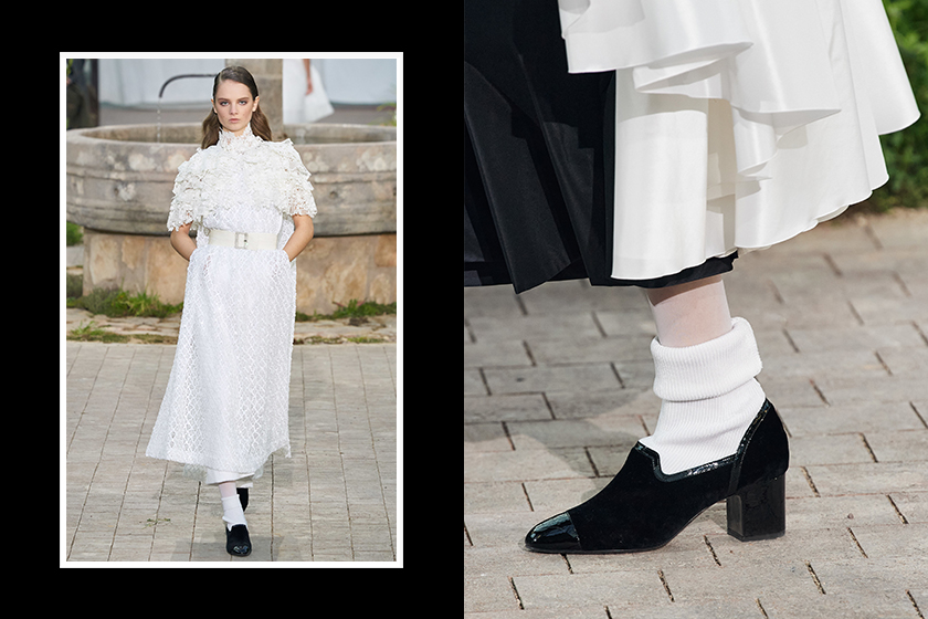 Chanel 2020 ss haute couture Loafers