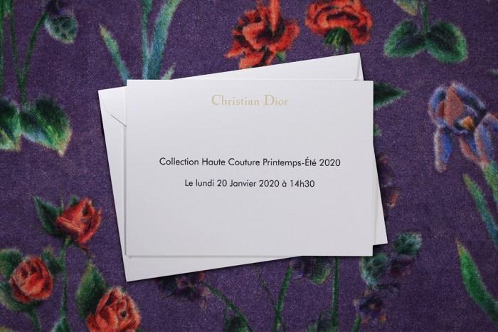 與 POPBEE 同步欣賞:Dior 春夏 2020 高訂時裝駕臨羅丹美術館!