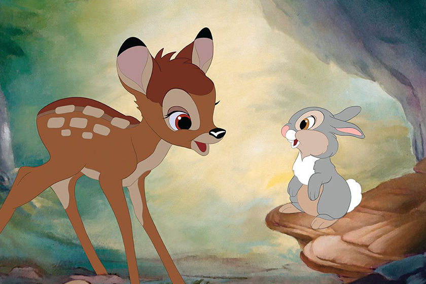 disney live action bambi movie