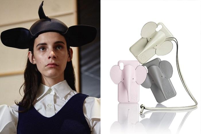 New It Item:Loewe 即將發售這一款大象手機殼,逗趣可愛設計惹人疼愛!