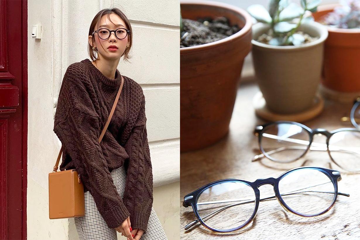 Editor's Pick Favourite Eyeglasses Eyewear Brands Shop The New Black Optical Genic Eyewear Fakeme