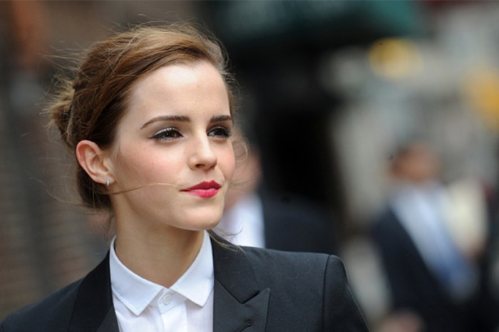 聽 Emma Watson 的話,花 3 分鐘看看自己的衣櫃對地球影響多大吧!