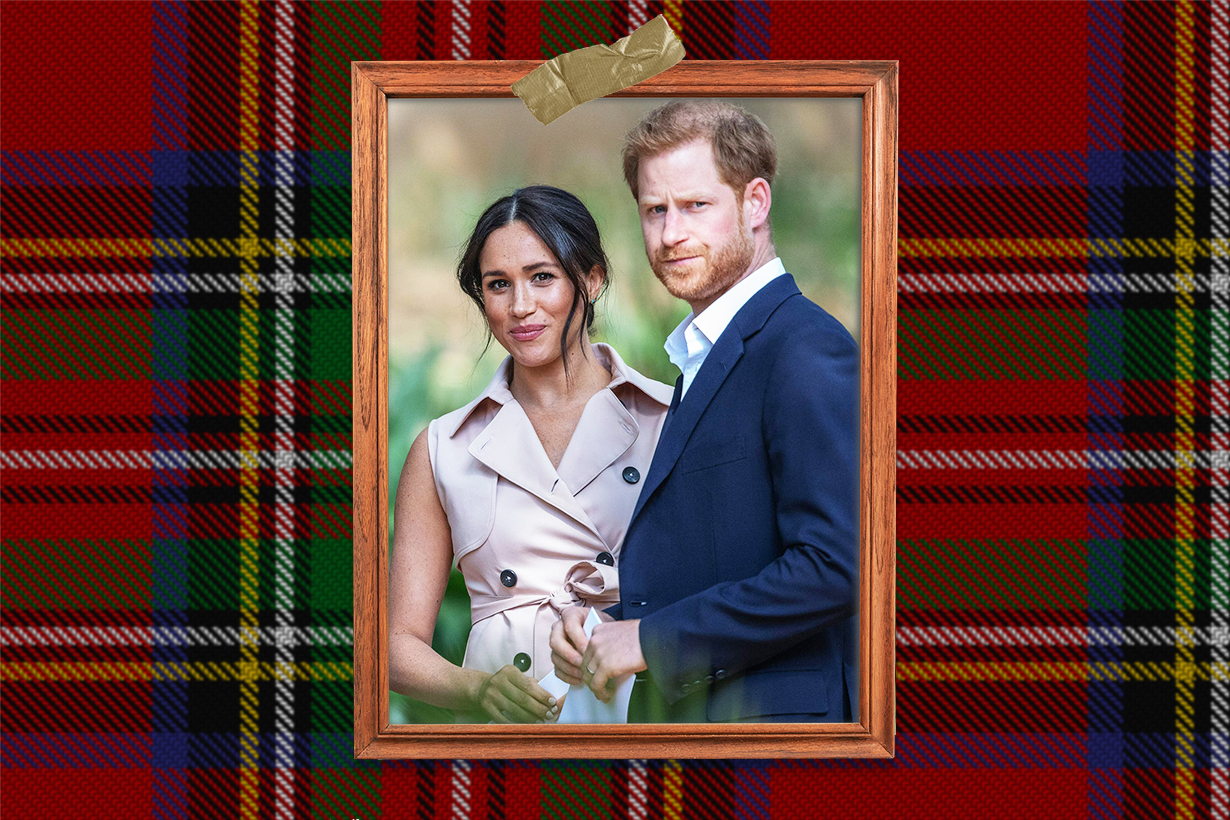 Prince Harry Meghan Markle Step Back British Royal family royal duty The Queen Elizabeth II Prince Charles Prince William Kate Middleton Prince Archie