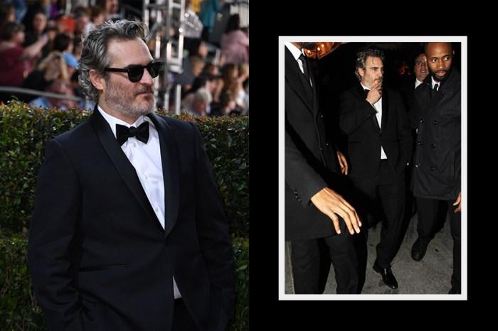 為什麼 Joaquin Phoenix 表示未來的每場活動,他都只會重複穿著一套西裝出席?