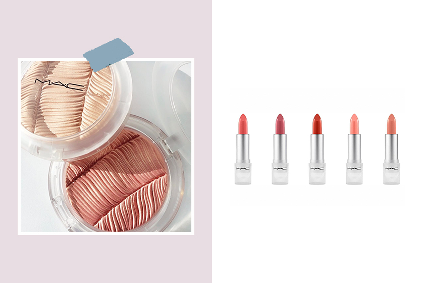 M.A.C Loud and Clear make up collection
